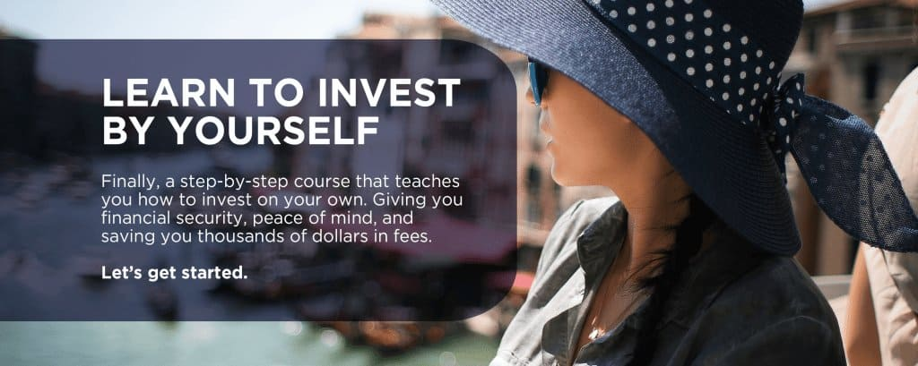 investing course canada online
